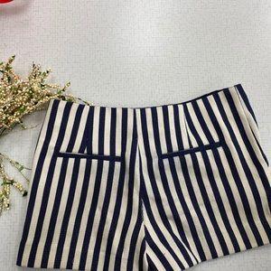 Zara Shorts - Zara Striped Shorts